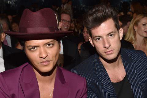 Bruno Mars e Mark Ronson