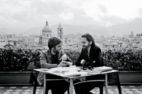 Antonio Dimartino e Fabrizio Cammarata