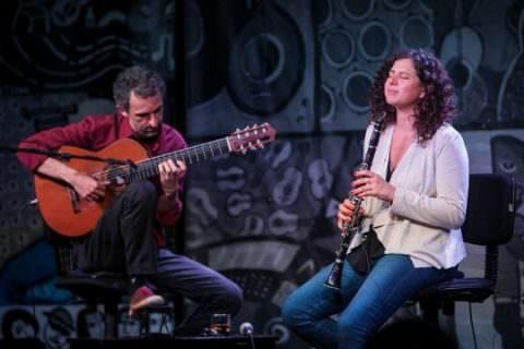 Anat Cohen & Marcello Gonçalves