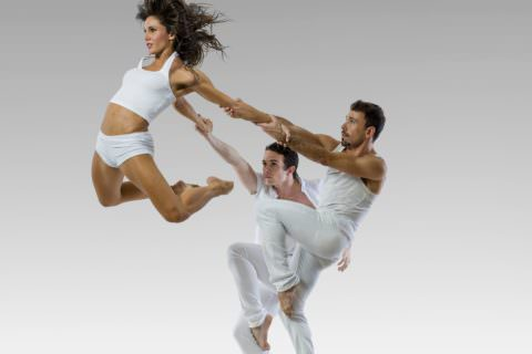 Parsons Dance Elena D'Amario