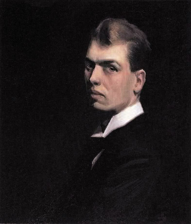self_portrait_by_edward_hopper