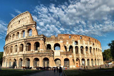 Roma, il mondo