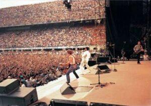 Bruce Springsteen San Siro 1985